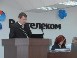 Ростелеком принял главный экзамен у студентов-дипломников ИжГТУ