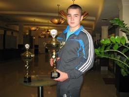 Спортсмен из Ижевска занял 3-е место на чемпионате мира по пауэрлифтингу