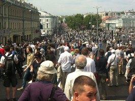В Москве проходит второй