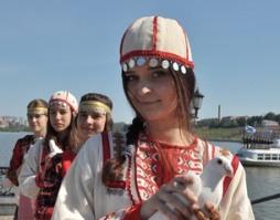 В Ижевске начали отмечать День города и День России