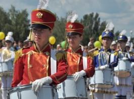 В честь Дня города в Ижевске прошел карнавал