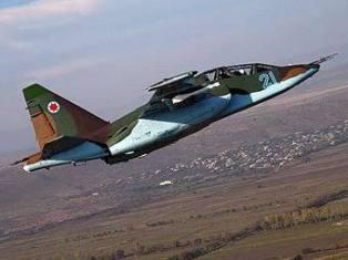 В Белоруссии погиб пилот Су-25, уводя самолет от жилых домов