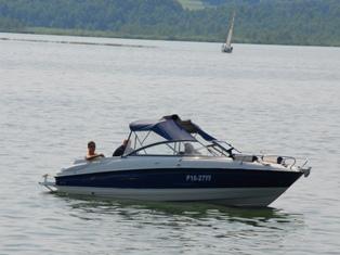 В Удмуртии официально открыли навигацию для маломерных судов
