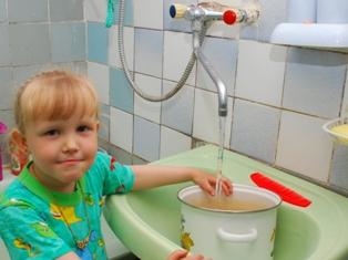 В Ижевске без горячей воды остались Соцгород и Ключевой поселок