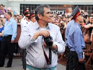 Бари Алибасов в Ижевске: «Евровидение» - это цирк!