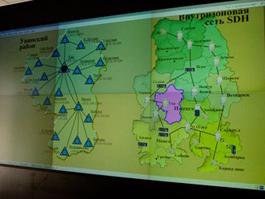 Ижевск на связи: «Ростелеком» показал, как управляют телекоммуникациями