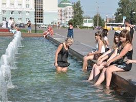 В Ижевске в выходные будет тепло и солнечно