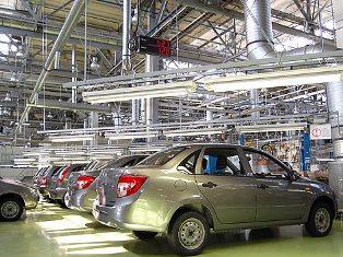 В 2012 году в Ижевске выпустят 27 тысяч авто Lada Granta