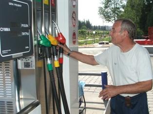 В Ижевске цены на бензин одни из самых низких в ПФО