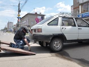 Власти Ижевска и Удмуртии не могут поделить эвакуацию авто