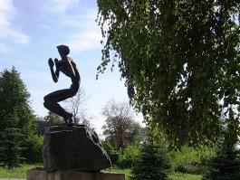 Памятник чернобыльцам в Ижевске могут перенести