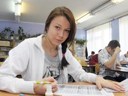 Ижевские школьники стали лучше знать русский язык, но хуже математику