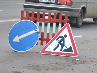 Улицу Металлистов в Ижевске полностью закроют из-за ремонта теплотрассы