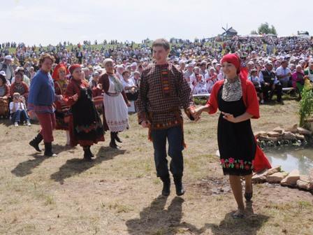 Неофициальный гимн появился у национального праздника Гербер в Удмуртии