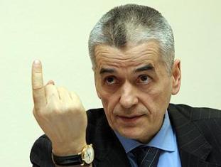Геннадий Онищенко рассказал об опасности купания в фонтанах и о вреде кондиционеров
