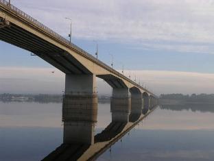 Удмуртия подписала договор о строительстве супермоста через Каму