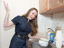 Как делят перерасход воды за общедомовое потребление?