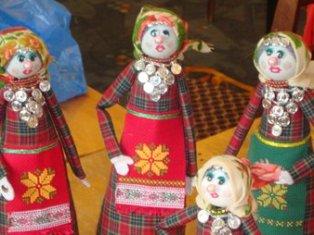 Ижевчанам покажут кукольных «Бурановских бабушек»