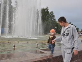 Два неработающих фонтана в Ижевске планируют снести