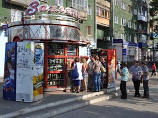 С 1 июля в Ижевске запрещено пить пиво во дворах