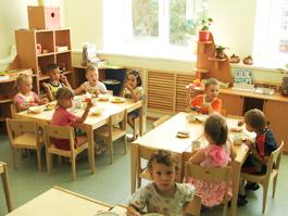 Место в детсаду получат все дети старше 3 лет