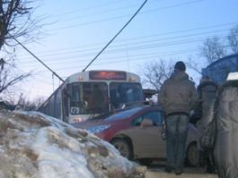 Ижевский троллейбус-убийца: водитель и диспетчер знали о неисправности транспорта