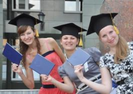 Выпускники школ Ижевска хотят быть управленцами и экономистами