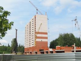 План «КОМОС Строй»: 100 тысяч квадратных метров жилья в год