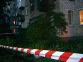 Голый мужчина упал с 4-го этажа в Ижевске
