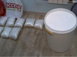 Подпольную лабораторию по производству амфетамина накрыли в Удмуртии