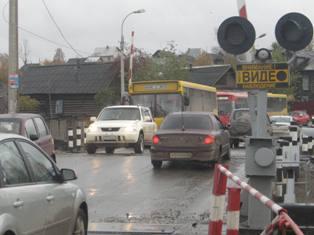 Из-за ремонта в Удмуртии меняется режим работы железнодорожных переездов
