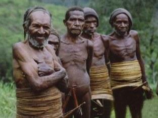 Каннибалы съели колдунов и сорвали выборы в Папуа - Новой Гвинее