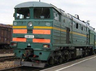 Дополнительный поезд пустят из Ижевска до Адлера