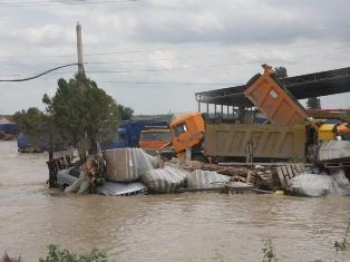 Наводнение на Кубани: следствие подтвердило сброс воды из водохранилища