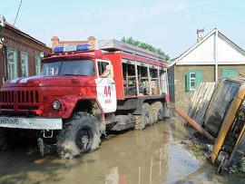 Во время наводнения на Кубани пострадали более 26 тысяч человек