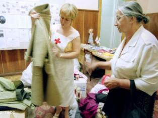 Ижевчане собирают вещи для пострадавших от наводнения в Краснодарском крае