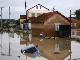 Сбербанк открыл счета для сбора средств в помощь пострадавшим от наводнения в Краснодарском крае