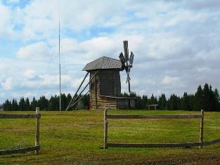 Удмуртия отпразднует 100-летний юбилей ветряной мельницы в Лудорвае