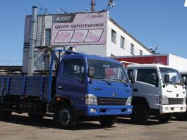 Транспорт для бизнеса: официальный центр BAW открылся в Удмуртии