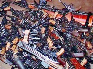 МВД Удмуртии опровергло информацию о незаконной свалке оружия