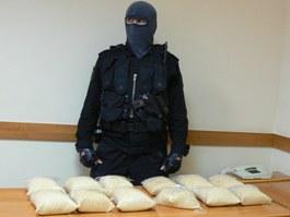 В Удмуртии за сбыт 12 кг героина  осудили двух таджиков