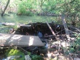 Ижевчане очистят речку в районе улицы Авангардной