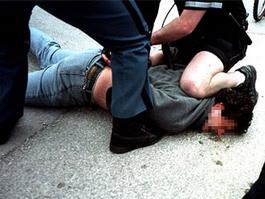 Мужчину, напавшего с игрушечным пистолетом на отделение банка в Ижевске, задержали