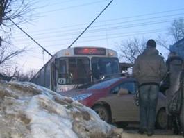 Два года условно получила водитель троллейбуса, насмерть сбившая человека в Ижевске