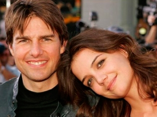 Том Круз и Кэти Холмс договорились об условиях развода