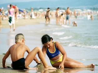 Только 16 пляжей Геленджика признаны безопасными