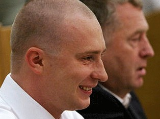 Сын Жириновского стал кандидатом на пост главы РФС