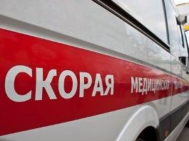 Автобус с детьми опрокинулся в Новгородской области
