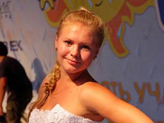 Ижевчанка стала «Королевой лета» на «Большой воде» в Воткинске
