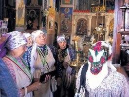 «Бурановские бабушки» почтили память погибших на Кубани